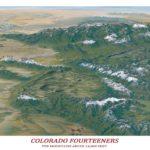 web fourteeners map