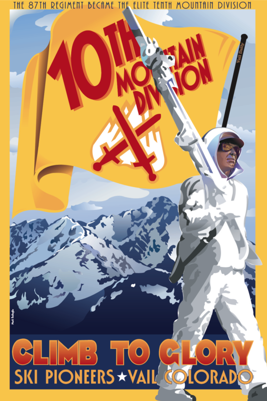10th Mountain Division - Vail
