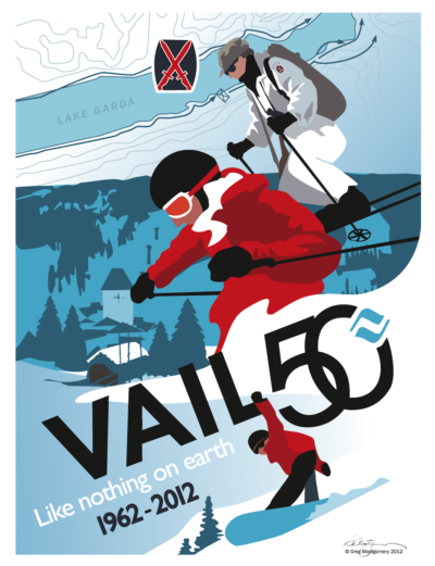 50th Anniversary - Vail
