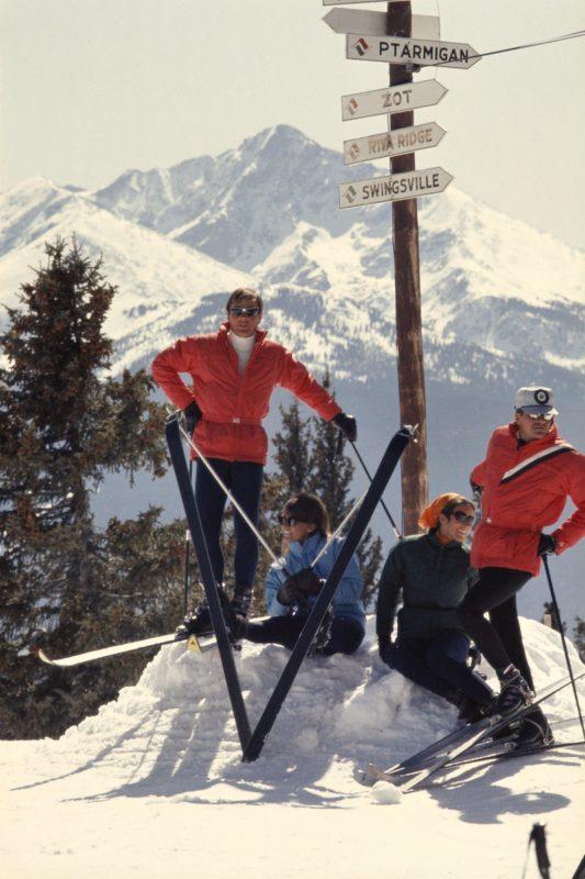 At the Top - Vail