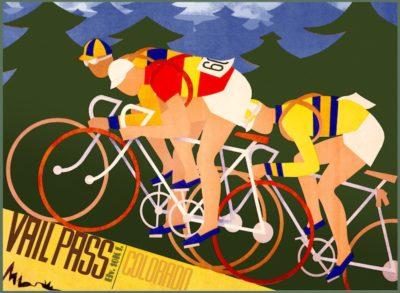 Bike Vail Pass