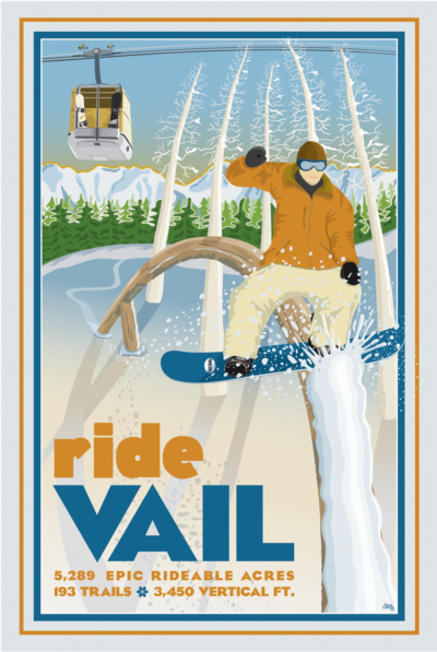 Ride Vail