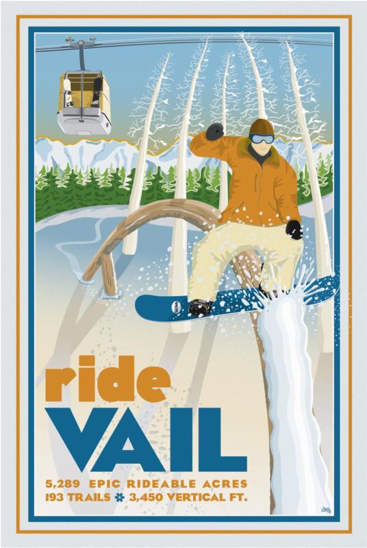 Ride Vail
