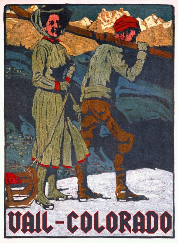 Victorian Couple - Vail