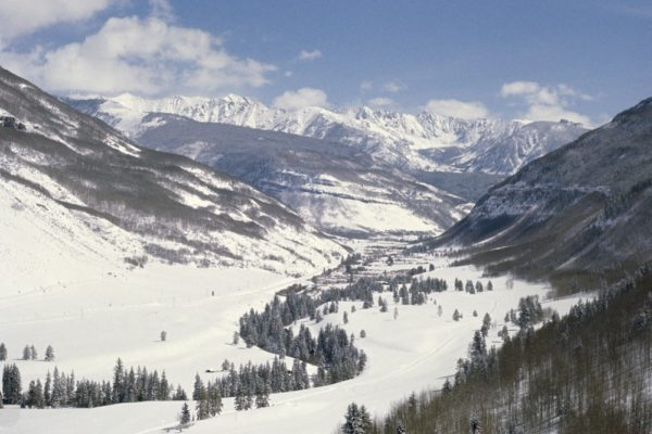 In the Beginning - Vail