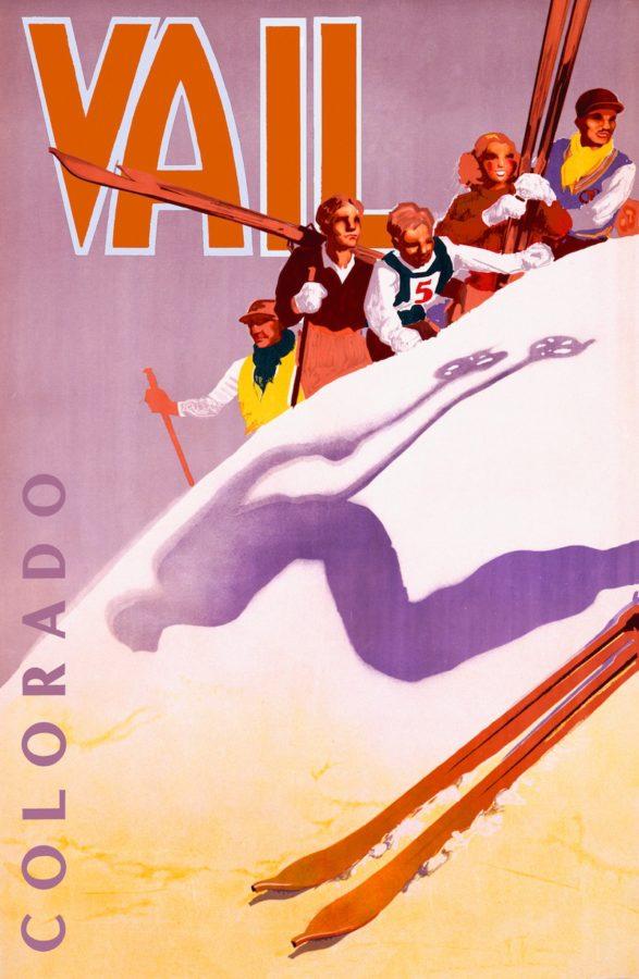 Shadow Skier