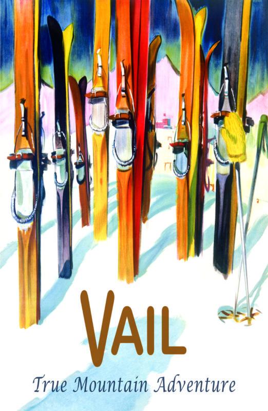 Skis - Vail