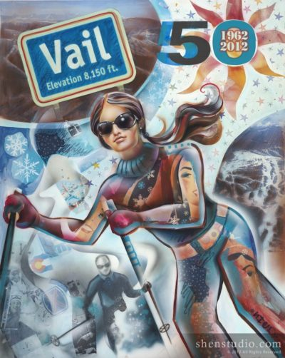 Vail girl