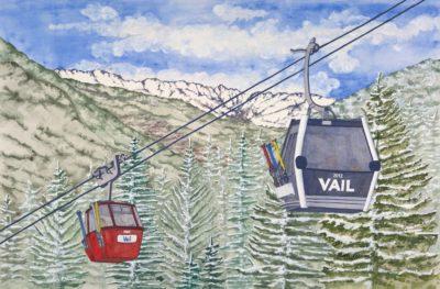 Vail's Gondola 1962-2012