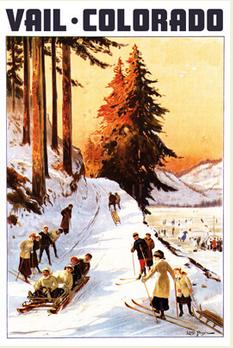 Ski and Sled Vail