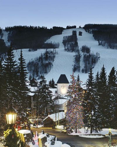 Nighttime in Vail